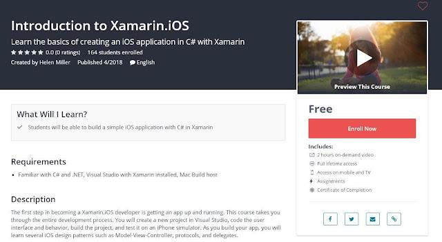Introduction to Xamarin.iOS
