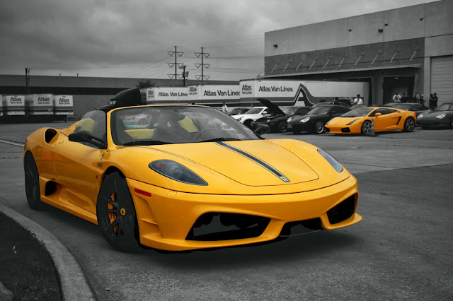 フェラーリ壁紙「Ferrari F430/430 Spider」