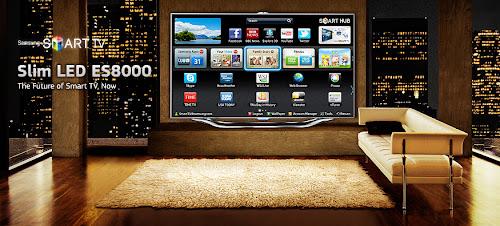 Samsung UA55ES8000R Smart TV Review | Gizmo & Gadgets