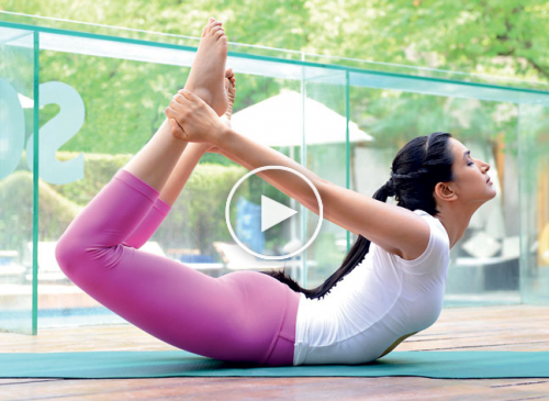 Watch Yoga for Tone Thighs & Hips