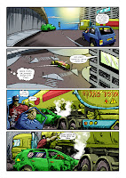 israel super hero israeli comics zanzuria comics עופר זנזורי, זנזוריה קומיקס, קריקטורה, גיבור על ישראלי