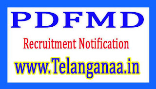Project Directorate on Foot And Mouth DiseasePDFMD Recruitment Notification 2017