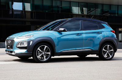 Hyundai Kona 2018 Reviews, Specs, Price