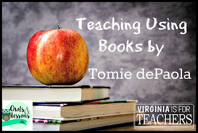 Teaching with trade books by Tomie dePaola