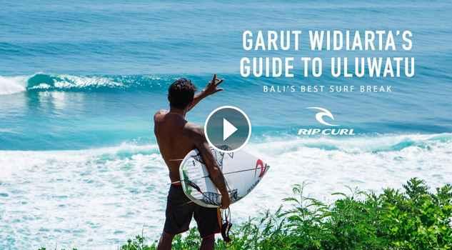 Garut Widiarta s Surf Guide to Uluwatu Bali
