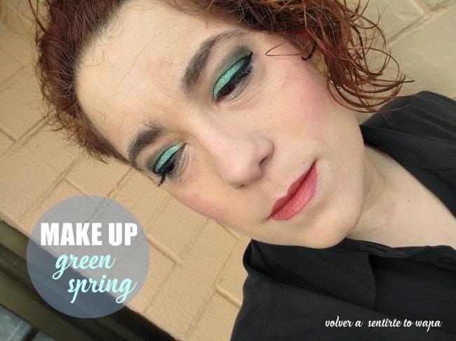 MAKE UP - Green Spring