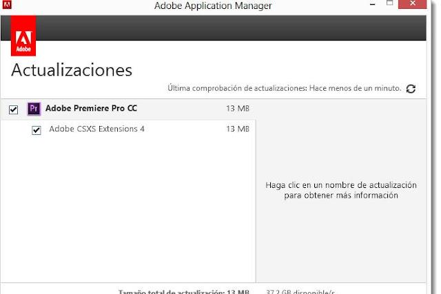 Adobe Premiere Pro CC Versión 9.0 Español