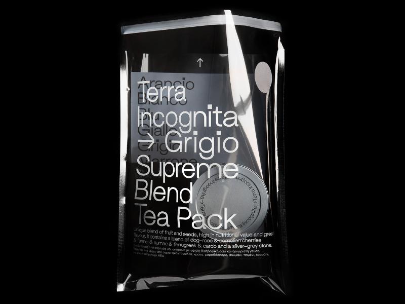 Terra Incognita Tea Packs