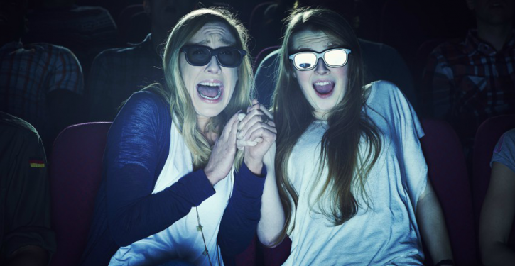 Watching Horror Movies Helps You Lose Weight After Science