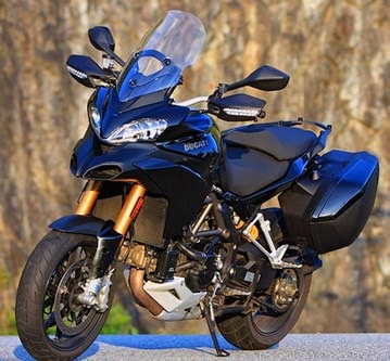 MTS 1200 S Touring