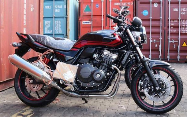 Honda CB400 Super Four SE 2016