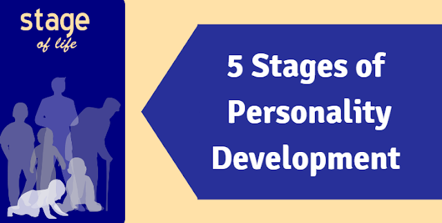 The Stages of Personality Development by Sigmund Freud