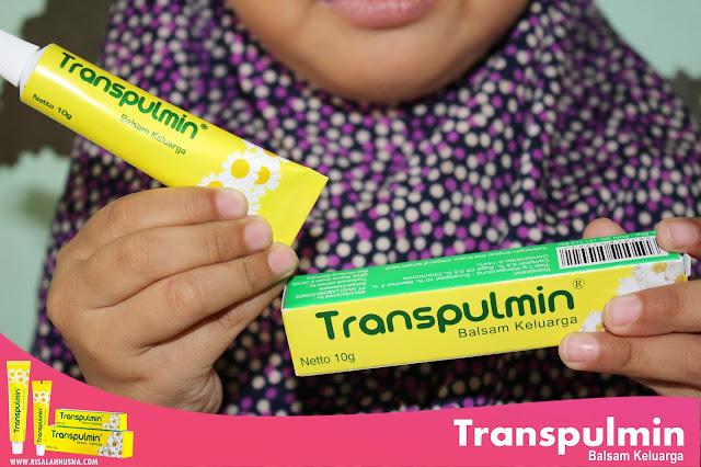Transpulmim Balsam Anak