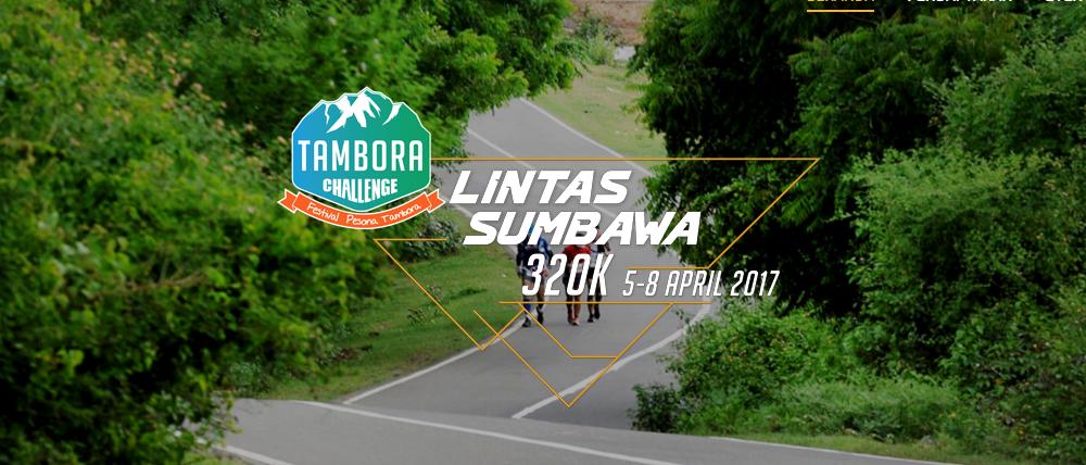 Tambora Challenge - Lintas Sumbawa • 2017