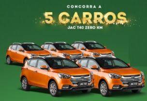 Promoção Shopping Aricanduva Natal 2017 Carros 0KM Ganhe Panetone