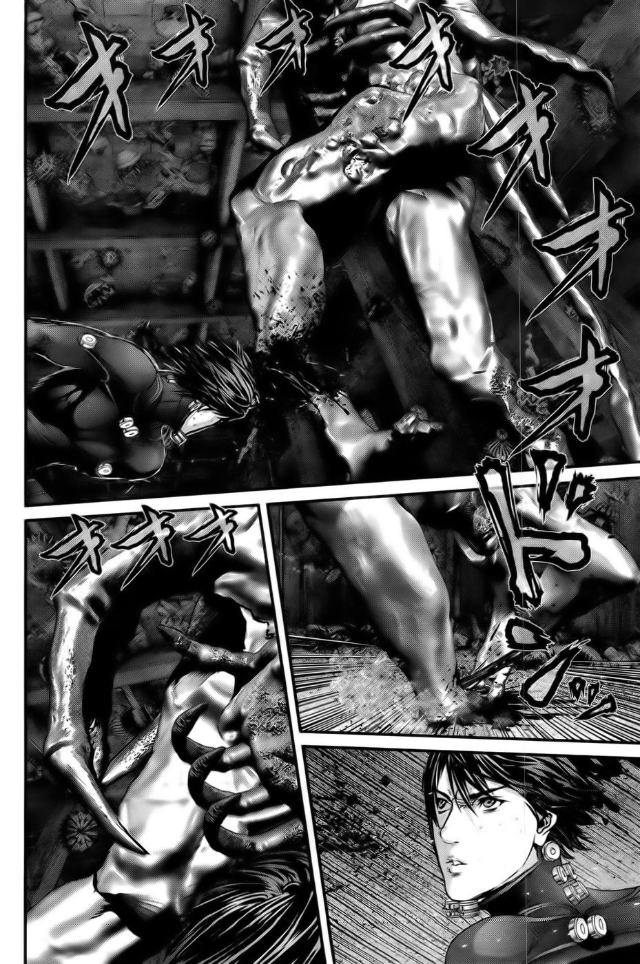 Gantz chap 356 trang 18