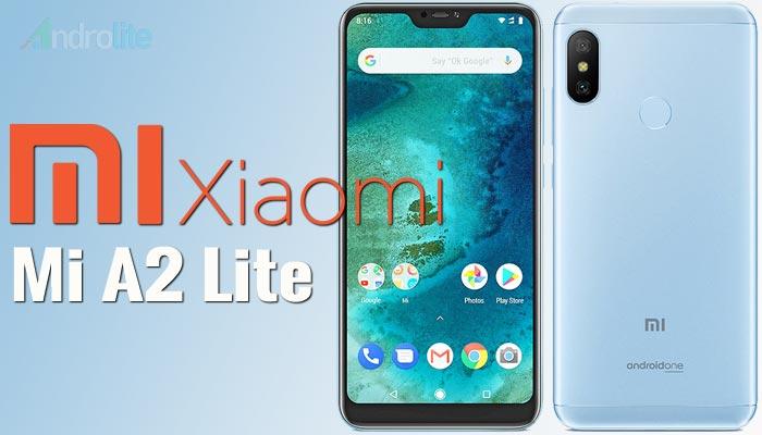 yang diluncurkan di China pada bulan Juni kemudian Update Harga Xiaomi Mi A2 Lite (Redmi 6 Pro) Terbaru 2018