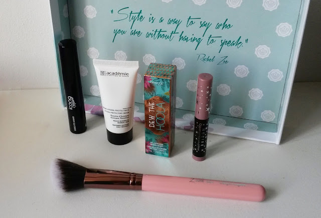 Glossybox Avril 2016 : Style Edition