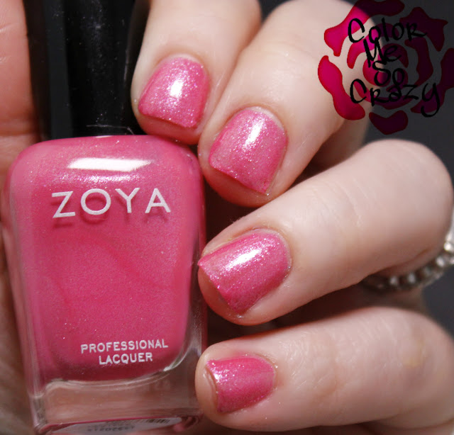 zoya, petals, spring 2016 collection, petals collection, spring nail polish, azalea