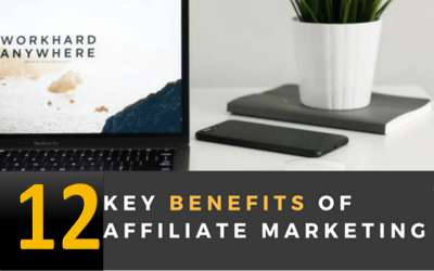 What are the  Key  Benefits of Affiliate Marketing?
