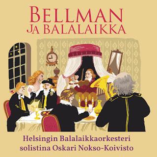 Bellman ja balalaikka cd 2015