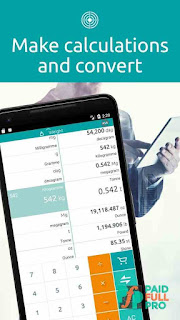 Unit converter Convert Currency and metric units Pro APK