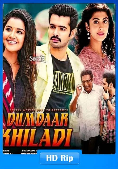 Dumdaar Khiladi 2019 Hindi Dubbed 720p WEB-DL x264   480p 300MB   100MB HEVC Poster