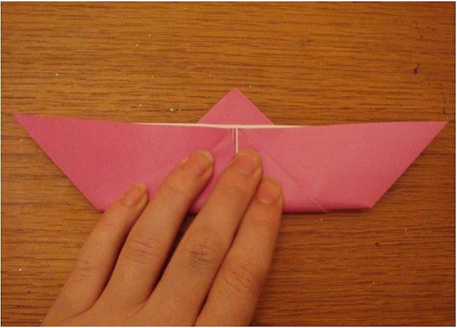 cara membuat kupu kupu dari kertas warna