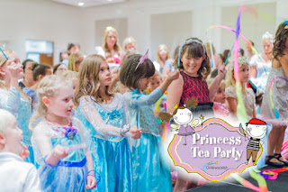 TurningMommy.com - Childrens Wish Princess Pirate Tea Party