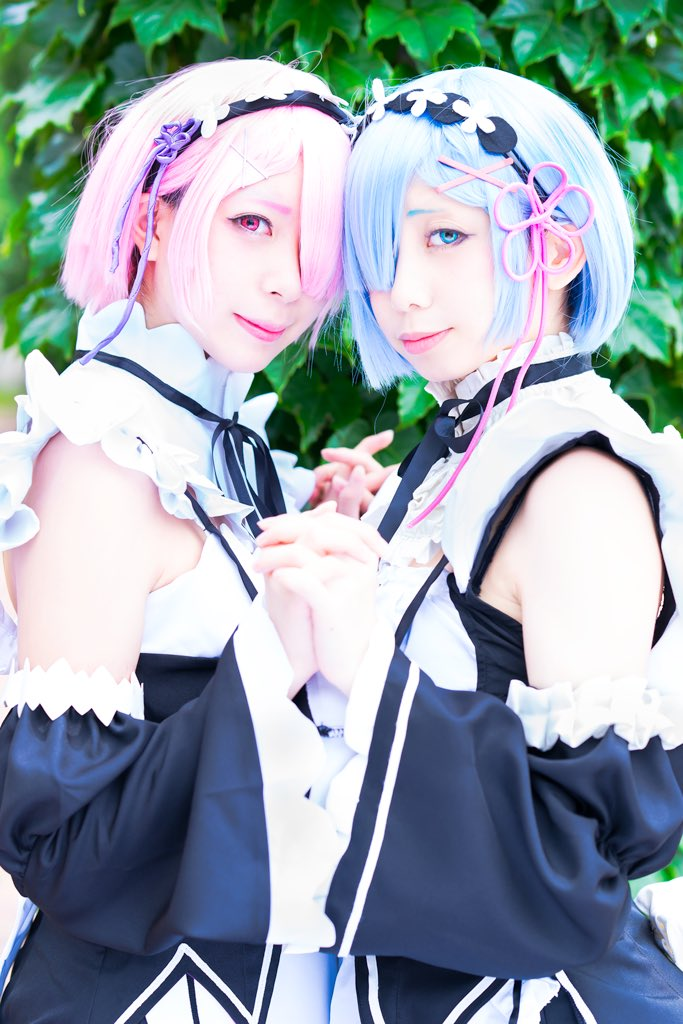 Trustedeal.com - My Cosplay Shop: Adorable Re Zero Twins ...