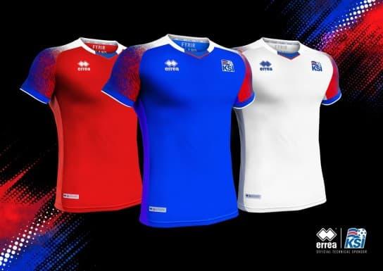 アイスランド代表 2018 ユニフォーム-ロシアワールドカップ-ホーム-アウェイ-ゴールキーパー
