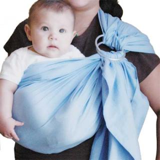 Como fazer e usar baby Sling - Vídeos