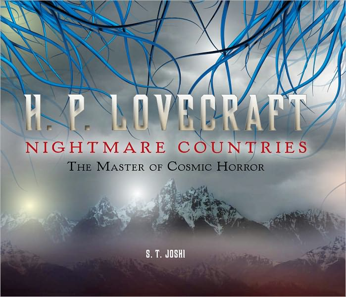 H.P. Lovecraft: Nightmare Countries, 2012, copertina