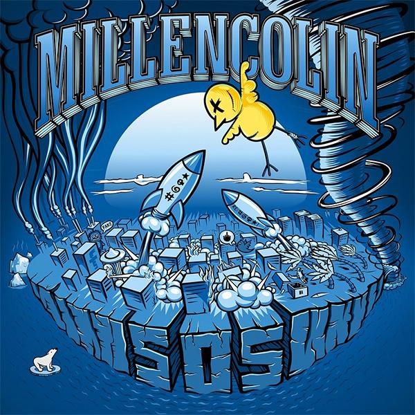 "Millencolin stream new album ""SOS"""