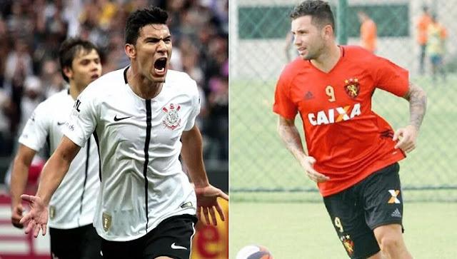 Corinthians vs Sport Recife en vivo