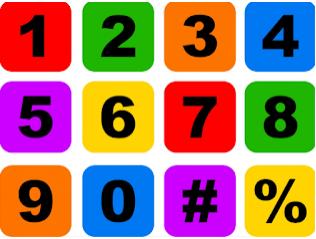 ภาษาอังกฤษเลข 2251-2300 Count English Numbers from from 1- 1 million