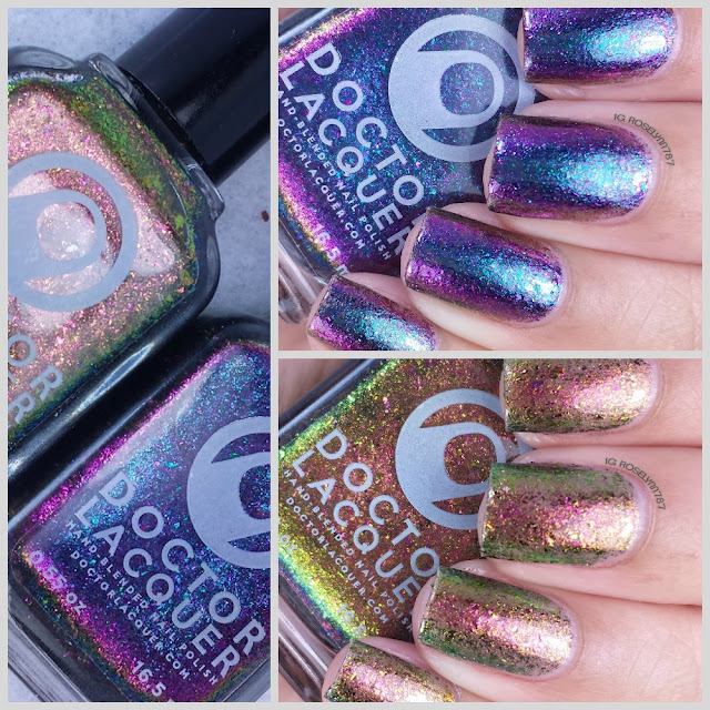 Doctor Lacquer - Something Spatial Series 1