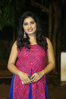 Srushti in beautiful Pink Sleeveless Dress Cute Actress Dimples ~  Exclusive 049.JPG