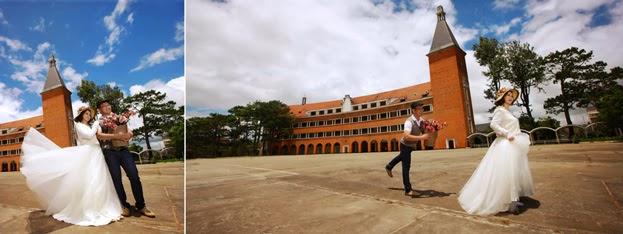 Địa điểm chụp ảnh cưới đẹp ở Đà Lạt ~ Thiên đường mộng mơ6
