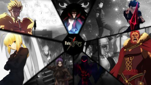Fate/Zero Season 1 and Season 2 Batch English Subbed