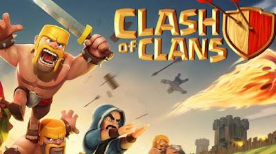 تحميل لعبه كلاش اوف كلانس clash of clans اخر اصدار 2018