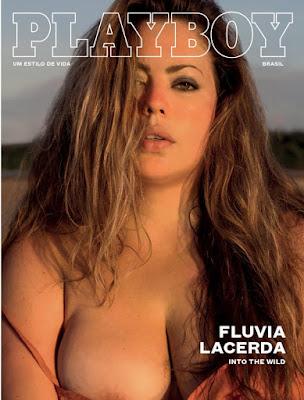 Playboy: Flúvia Lacerda Dezembro 2016