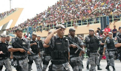 Concurso da Polícia Militar do Amazonas vai ofertar 5 mil vagas para soldado e oficial