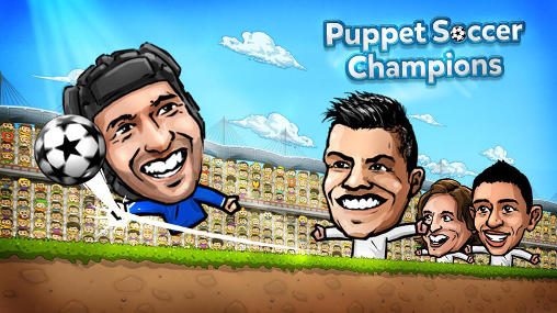 Download Puppet Soccer Champions Mod Apk Game