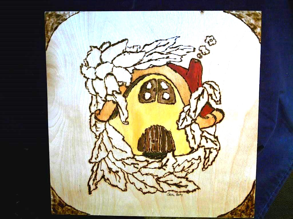Magikal Journeys ART Studios: Art Pyrography-Handcrafted-Wood Burnt ...
