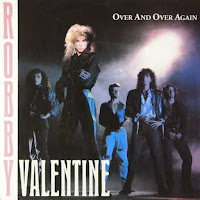 Over and over again. Robby Valentine