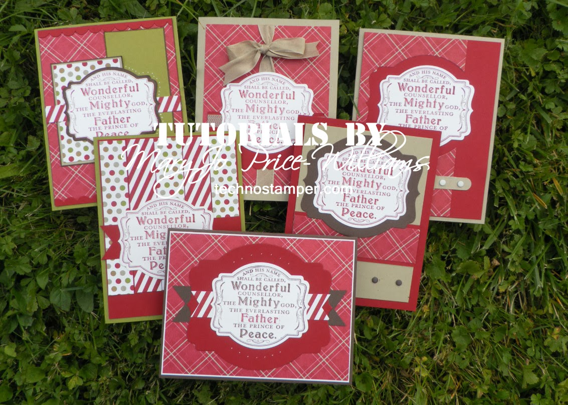 Prince of Peace Card Set Tutorial