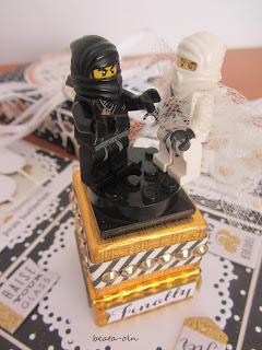 678. Ślubny box ninja:)