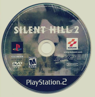 CD -Silent Hill 2 2001 PS2 Playstation 2 Site jogo sem virus