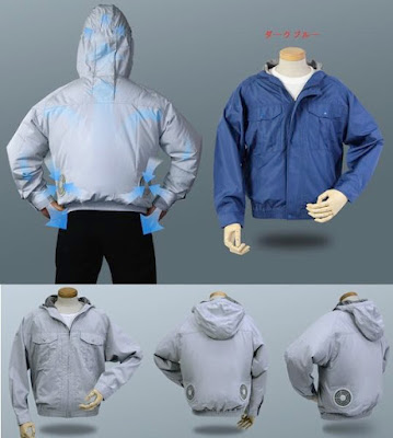 Kuchofuku Air-Conditioned Outdoor Work Jacket